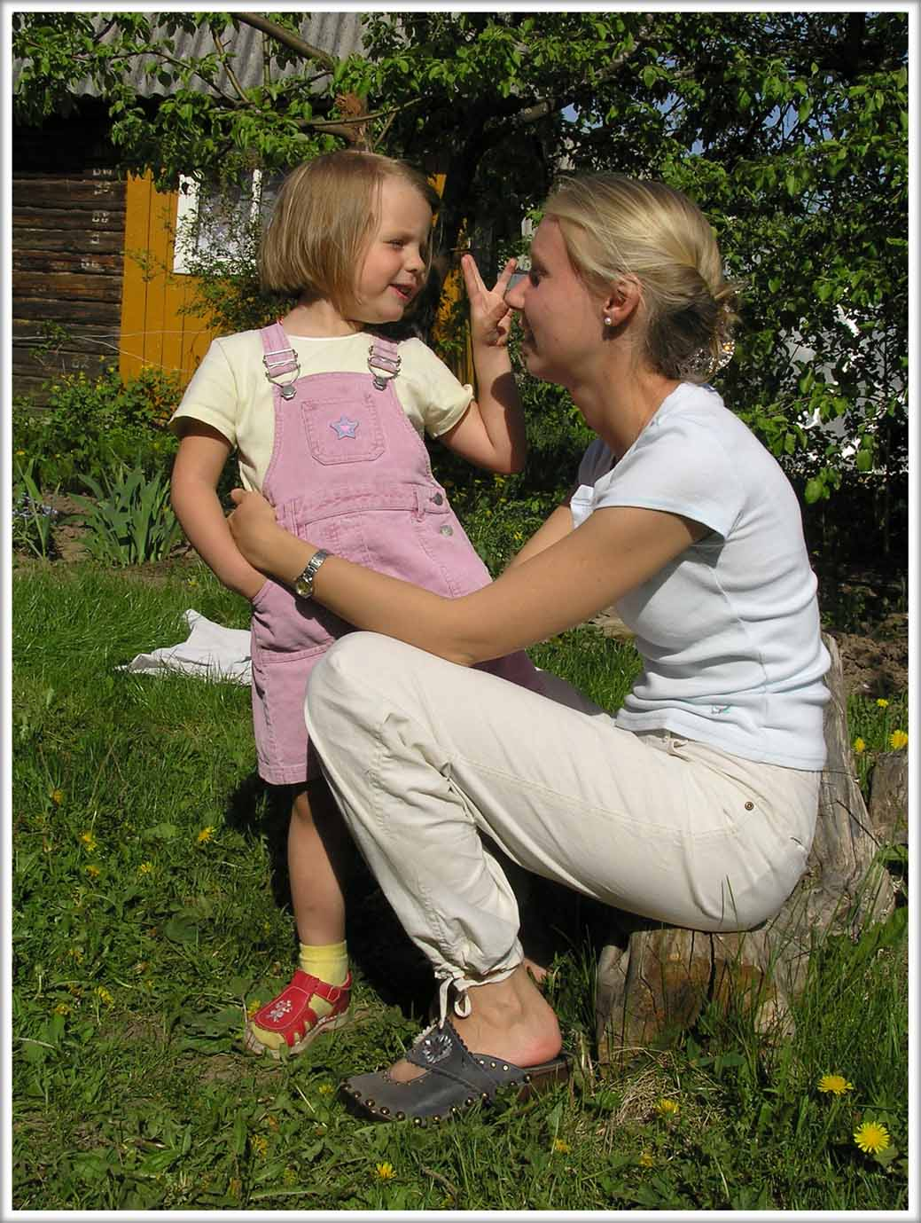 Au Pair in Russia